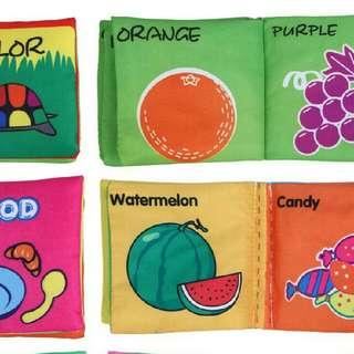 Buku Pendidikan Baby 4 dalam 1 harga