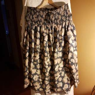 Free People Skirt, Sz M