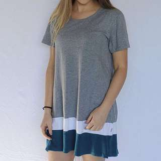 Lower Tee shirt Dress