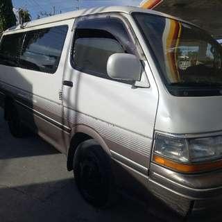 Toyota Hiace Wagon(limited Edition)1991