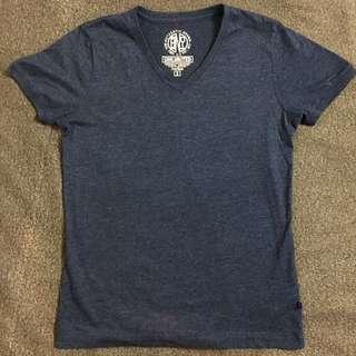 BNY Vneck Shirt
