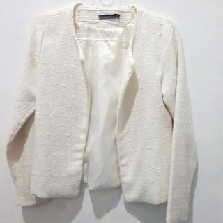 Blazer White