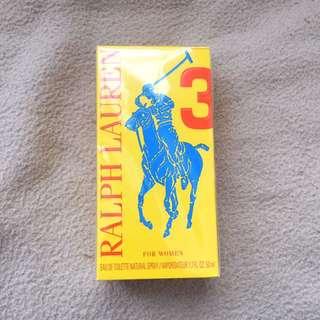 RALPH LAUREN Big Pony 3 Perfume