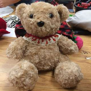 Handmade Memory Bears