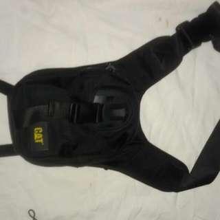 CAT Leg Bag/ Shoulder Bag For Motorcycle Like Mio Honda Wave Rouser Cbr Suzuki Smash Raider Skydrive