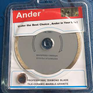 Ander Glass Cutting Blade