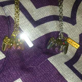 BFF Playstation Necklaces
