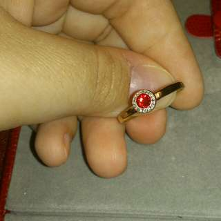 Size 11 Gold Ring