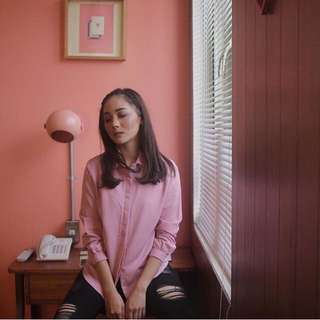 Atkey Basic Pink Shirt