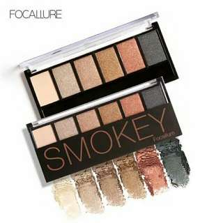 Eyeshadow | Focallure 6 Color Eyeshadow