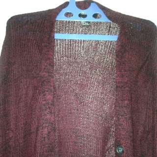 Sweater Maroon Forever 21