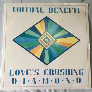 Mutual Benefit: Love's Crushing Diamond Vinyl