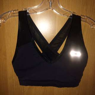 Oakley Black Sports Bra