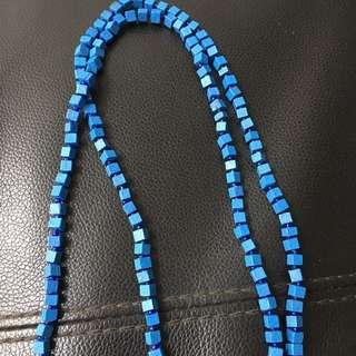 Bright Blue And Green Necklaces (bisa Dibeli Terpisah)
