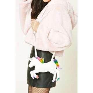 Forever 21 - Unicorn Mini Sling Bag