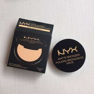 NYX Matte Bronzer - Medium