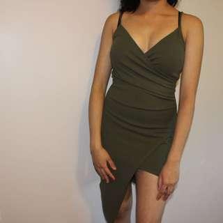 Mendocino- Brand New Green Dress