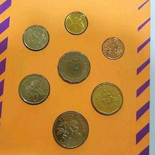 Uncirulated Coin Set