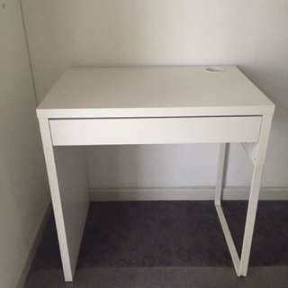 MICKE Desk White