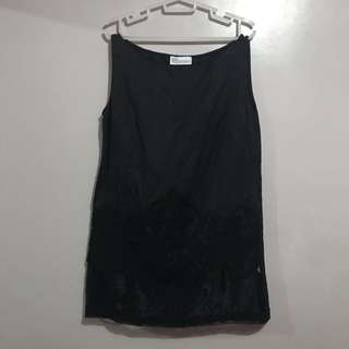 SALE Authentic Valentino Black Dress