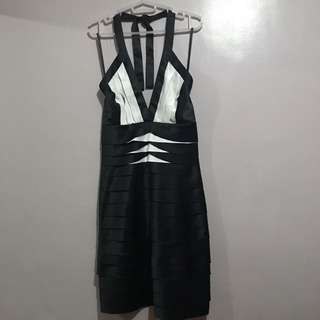 SALE Authentic BCBC Halter Dress