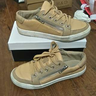 DKNY Slip On Sneakers