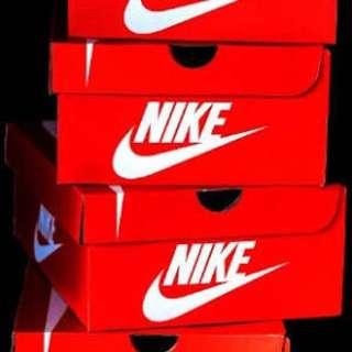Wanted Nike, Adidas, Jordan's Shoe Boxes