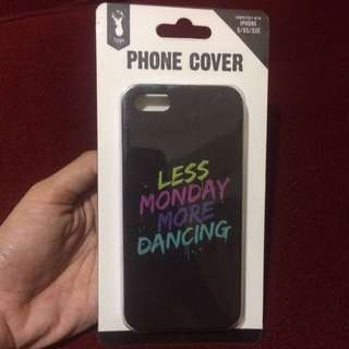 Typo Iphone 5/5s/5SE Case