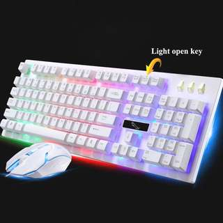 G20 Backlight LED Gaming Keyboard
