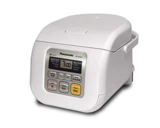 Panasonic SR-CM051 迷你快思邏輯西施電飯煲(0.5公升)