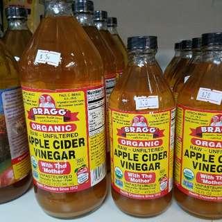 Bragg 有機蘋果醋 32oz