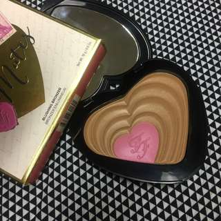 Too Faced Soul Mates Bronzer