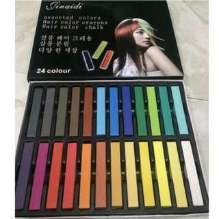 24 Hair Chalk