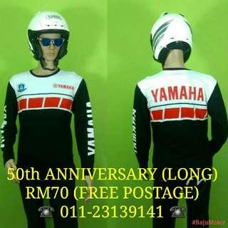 T-SHIRT YAMAHA 50th ANNIVERSARY