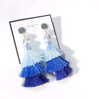Amiege Blues Earings
