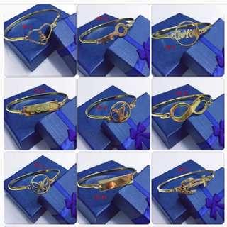 Gold Stainless Bracelet
