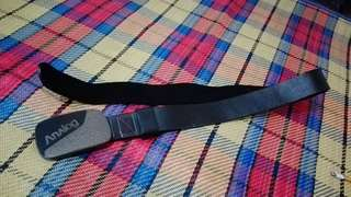 ANALOG Leather Belt 30-32 size