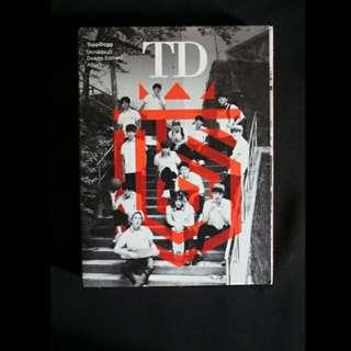TOPPDOGG AmadeuS DELUXE EDITION ALBUM CD+DVD