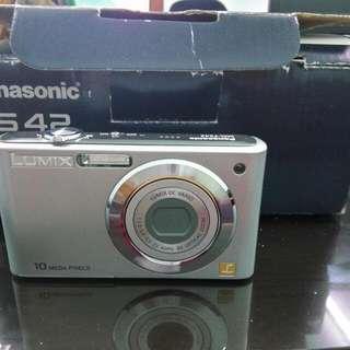 Digital Camera Panasonic Lumix