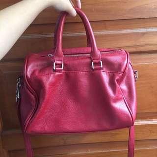 Stradivarius's Bag in Red