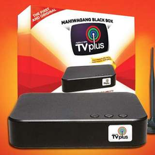 ABS-CBN TV Plus w/ Sim Card