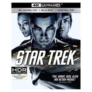 🆕 Star Trek 4K UHD + Blu Ray