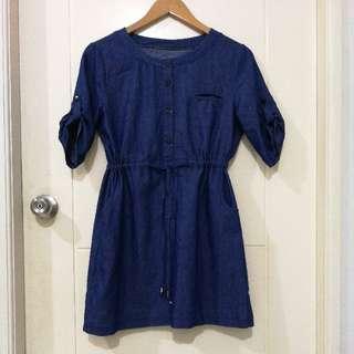 SALE!!! Soft Denim Dress