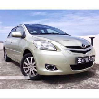 Vios $380 Upfront Only!