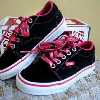f4767febb9 Vans Kress Jnr Girl Shoes-repriced