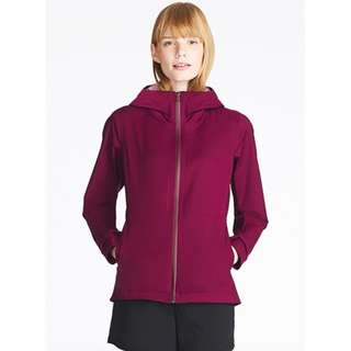 BRAND NEW UNIQLO WOMEN BLOCKTECH JAKET PARKA