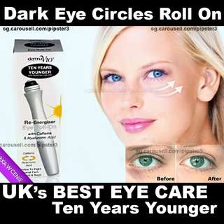 UK Clear Skin Dark Eye Circles dark puffy Treatment 2017  fine lines Premium Effective Eye anti wrinkles