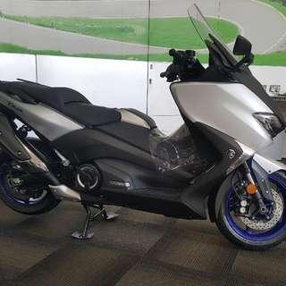 Yamaha Tmax 530 2017