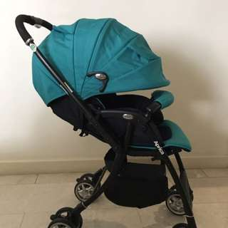 Aprica Air Ria Luxuna Stroller