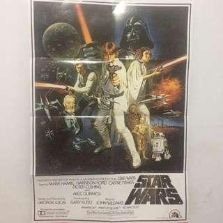 poster film movie star wars